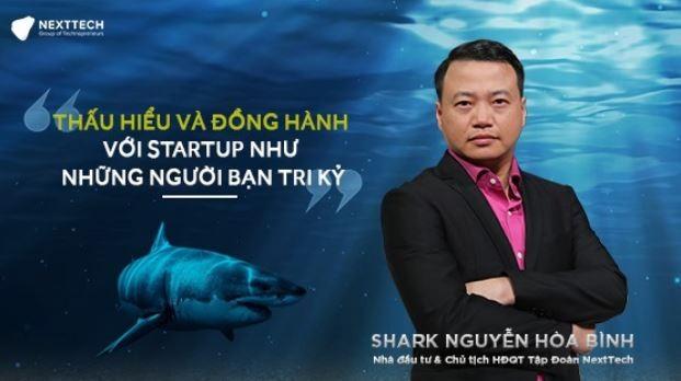 """Nguyễn Hòa Bình cá mập """"phũ"""" nhất trong Shark Tank"""