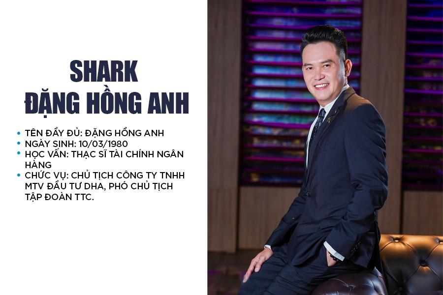 Shark Đặng Hồng Anh