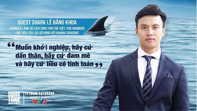 Shark Khoa là ai? Tiểu sử, cuộc đời, sự nghiệp