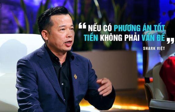 Shark Việt là ai? Cuộc đời và sự nghiệp