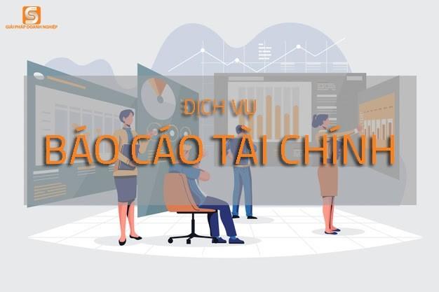 Dich Vu Lam Bao Cao Tai Chinh