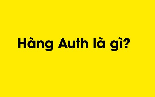 Hang Auth