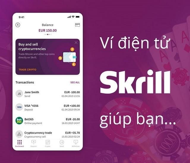 Skrill là gì? Có nên sử dụng Skrill không?